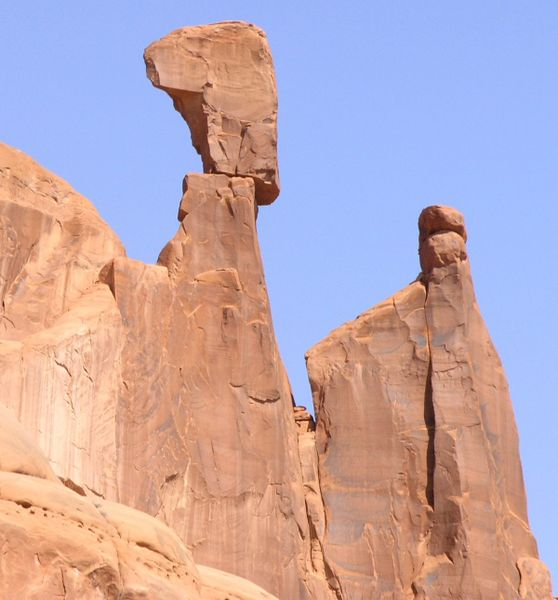 File:Queen Nefertiti Rock in Arches NP.jpg