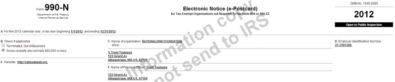 File:IRS Form 990-N 2012 RationalMedia Foundation RMF.png
