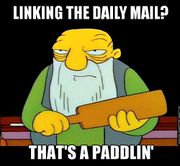 Link to the daily mail that's a paddlin'.jpg