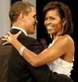 570px-Barack and Michelle Obama at the Home States Ball.jpg