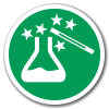 Icon pseudoscience.svg