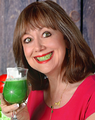 A photo-shopped image of Cherie Calbom 'The Juice Lady'.png