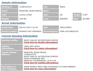 Arrest record of Sean David Morton.png